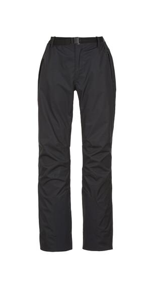 Pantalón Endura Gridlock II impermeable negro para mujer